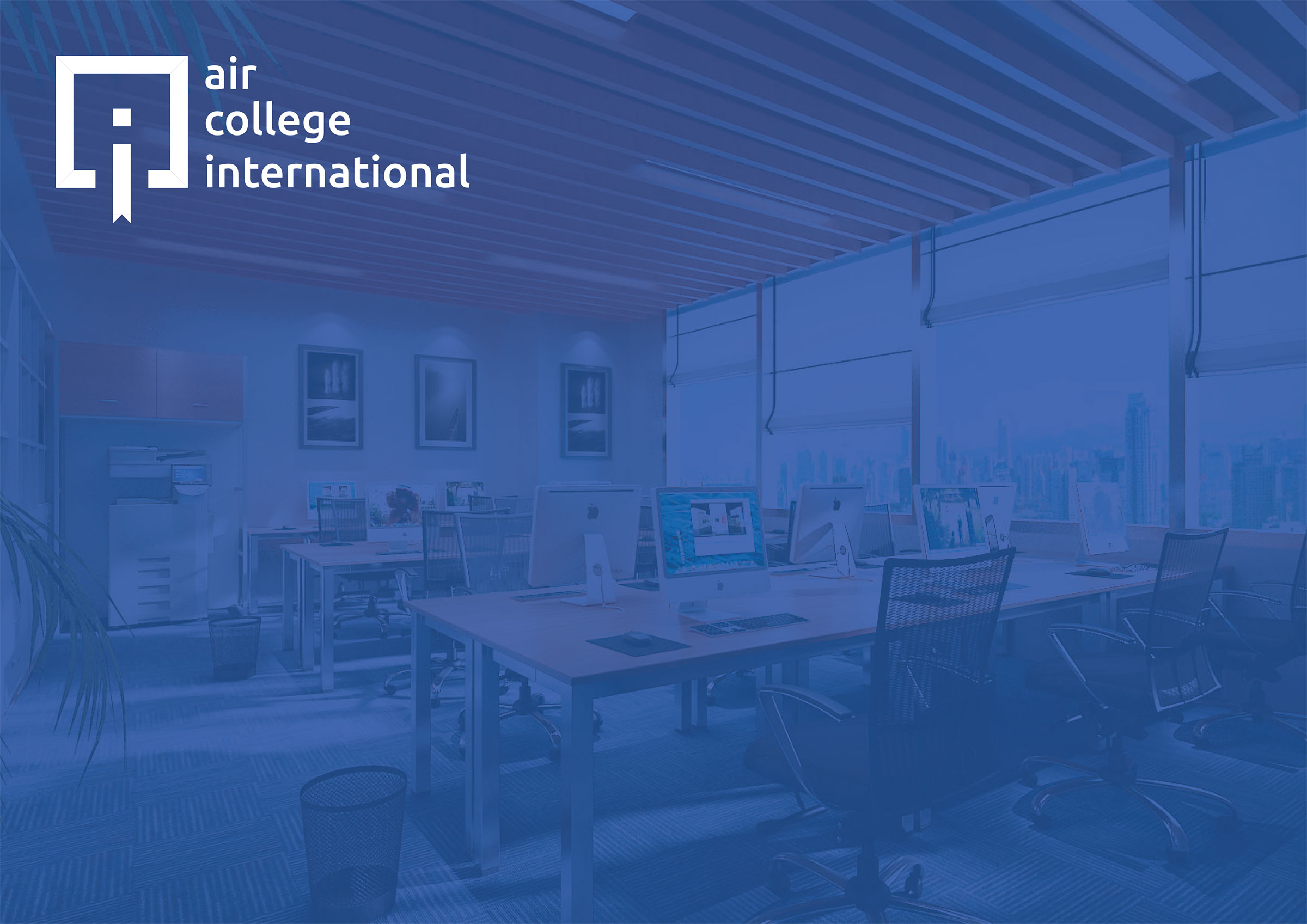 Air College International - Cover