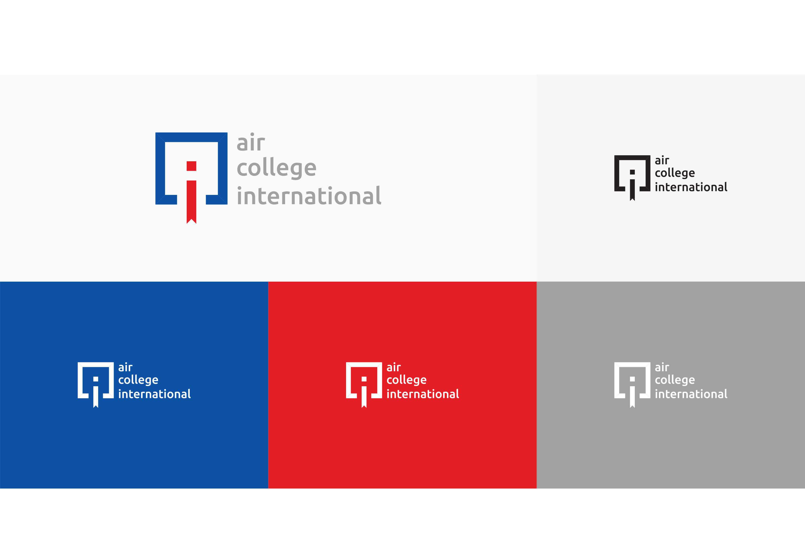 Air College International - Variations