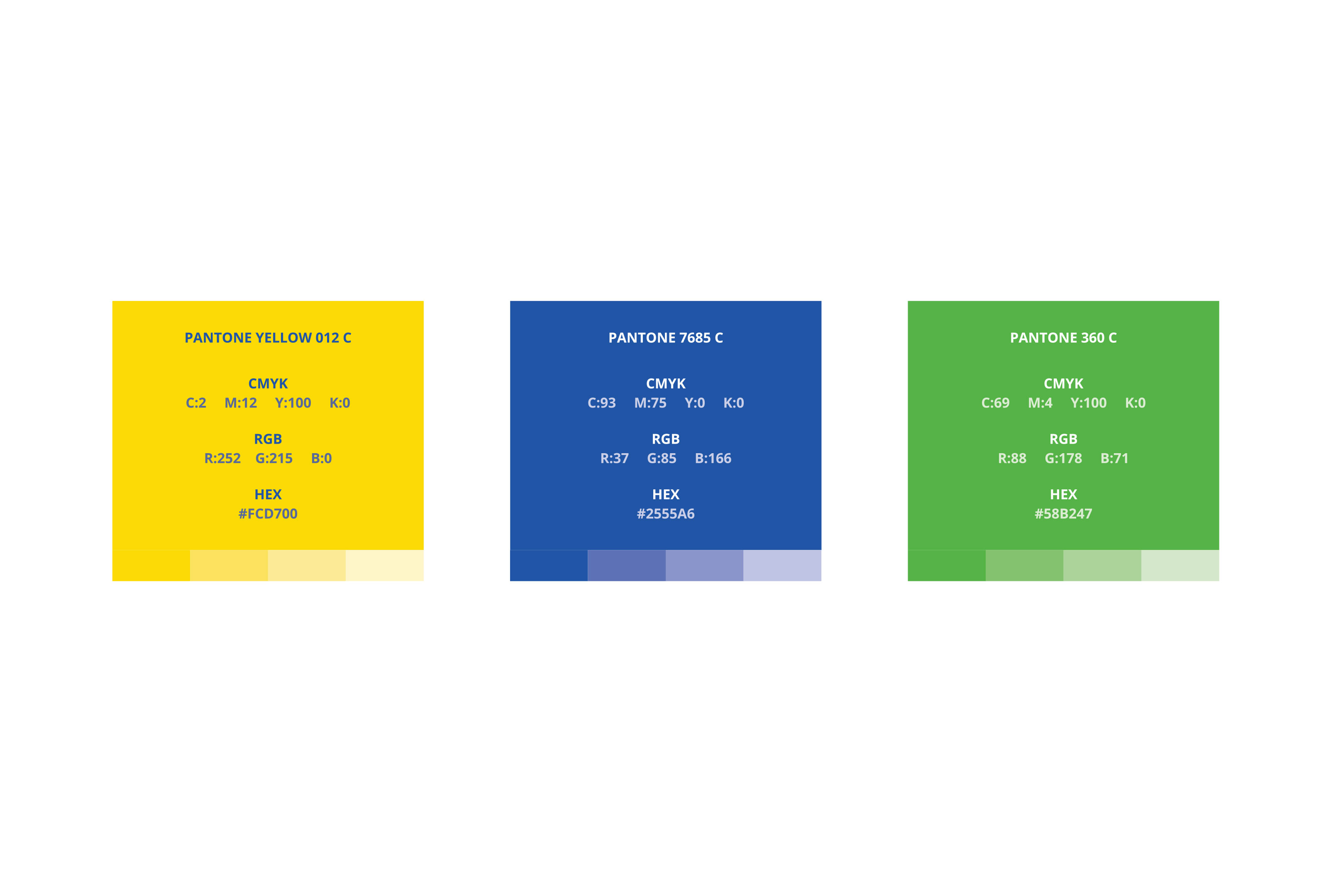 Asset Snaps - Colour Palettes