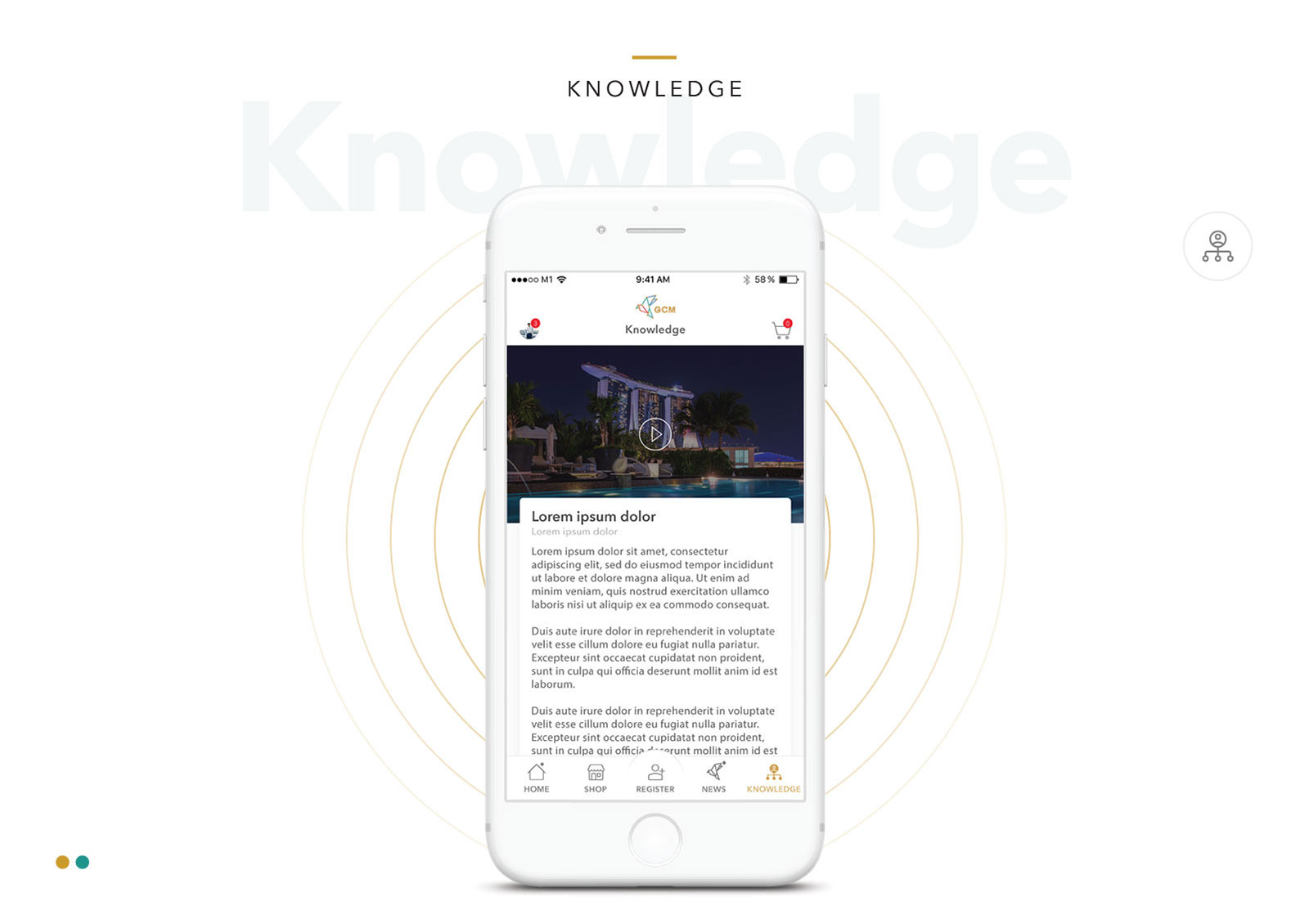 Global Connect Marketplace - Knowledge Base