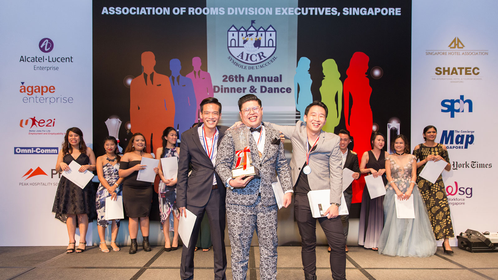 Showcase - Association of Rooms Division Executives Singapore